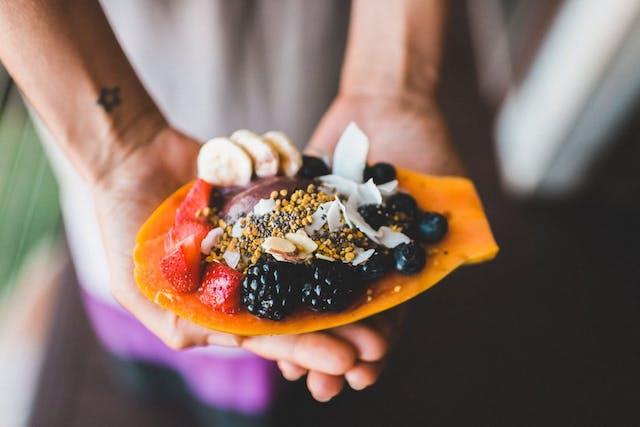 Healthy Breakfast - Whole Fruit