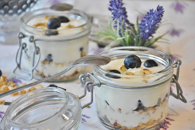 Healthy Breakfast- Yogurt