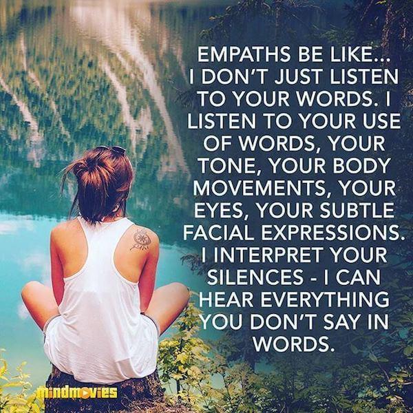 Quote Empaths