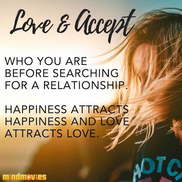 Quote Love & Happiness
