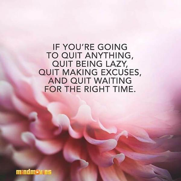 Quote No Quitting