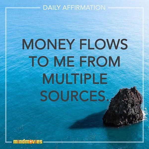 Affirmation Money