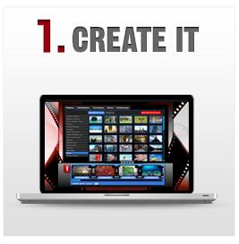 Step 1 Create It
