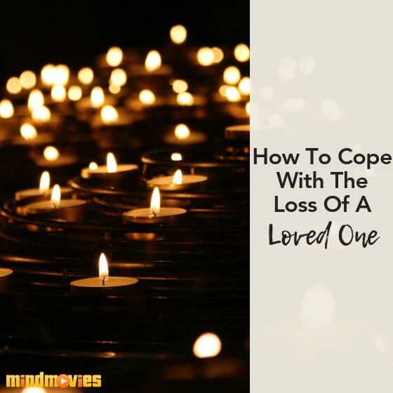 how to get over the loss of a loved one