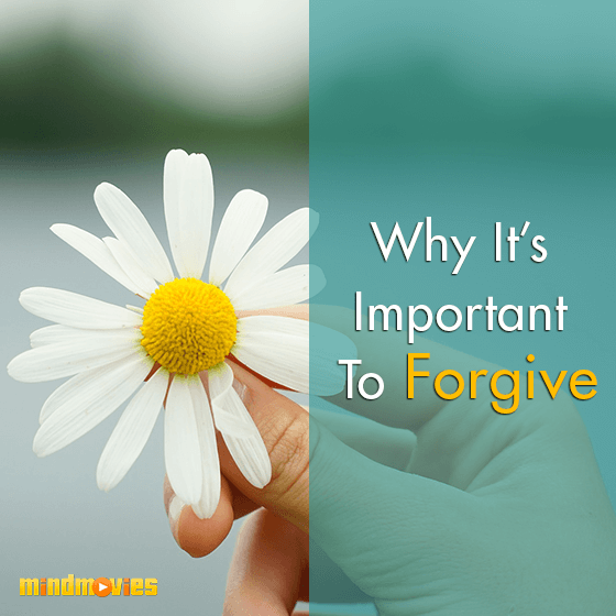 Why It's Important To Forgive