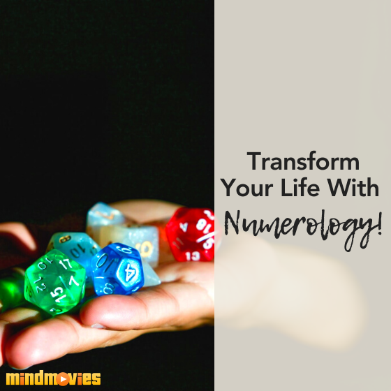 How Finding Out Your 'Numbers' Will Transform Your Life This Year!