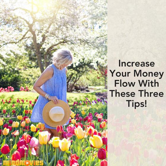 money flow tips