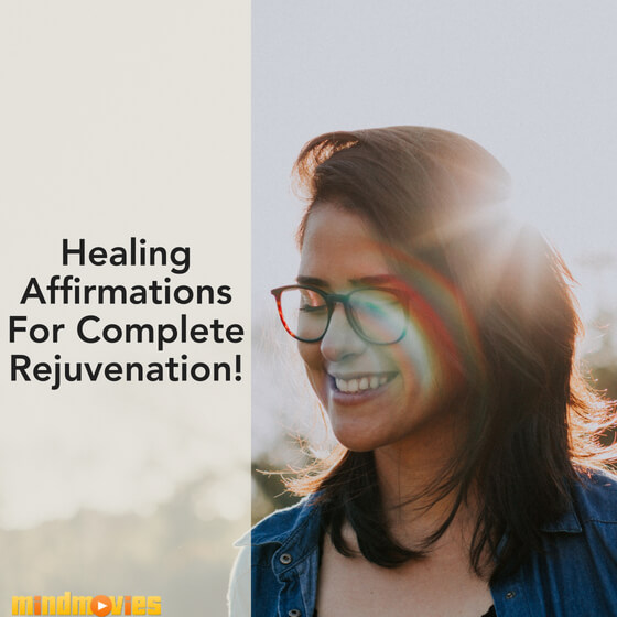 Affirmations for rejuvenation