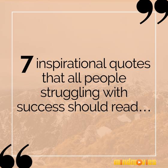 [FAN CHOICE] 7 Best Quotes For Overcoming Your Success
