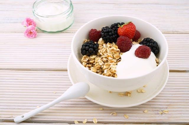 Healthy Breakfast - Oatmeal