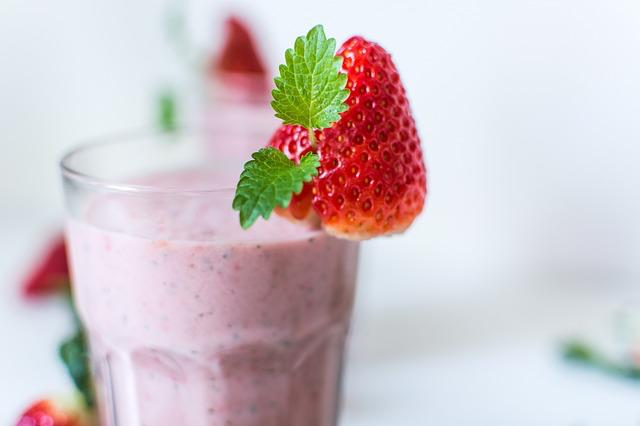 Healthy Breakfast - Smoothie