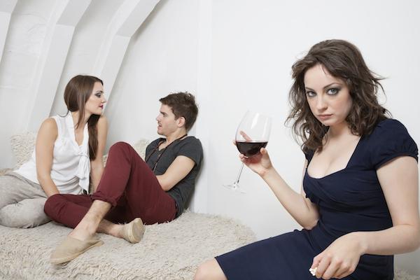 Avoid Jealous Relationships