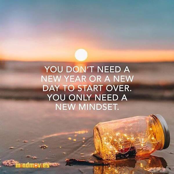 Quote New Mindset