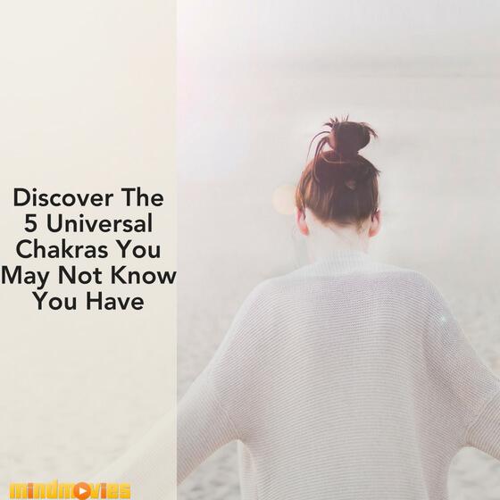 5 universal chakras