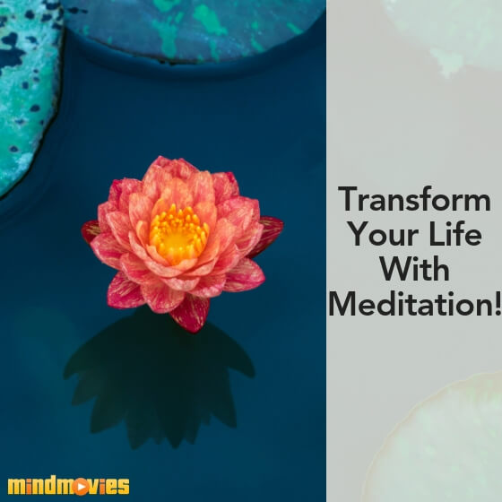 transform your life with meditation