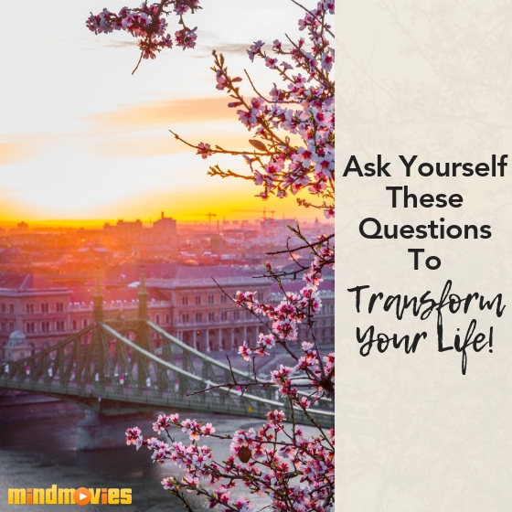 ask yourself these questions if you want to transform your life