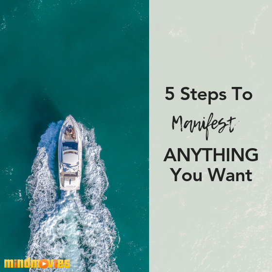 The Instant Manifestation Formula: 5 Steps To Getting Anything You Want (In Record Time)