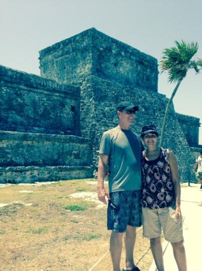 Paula Meyer Traveling