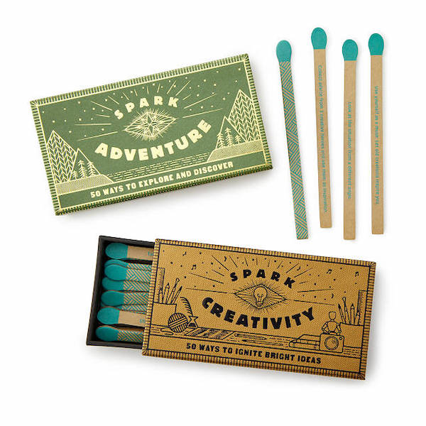 Spark Ideas Matchbox