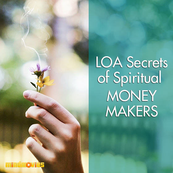 LOA Secrets of Spiritual Money Makers