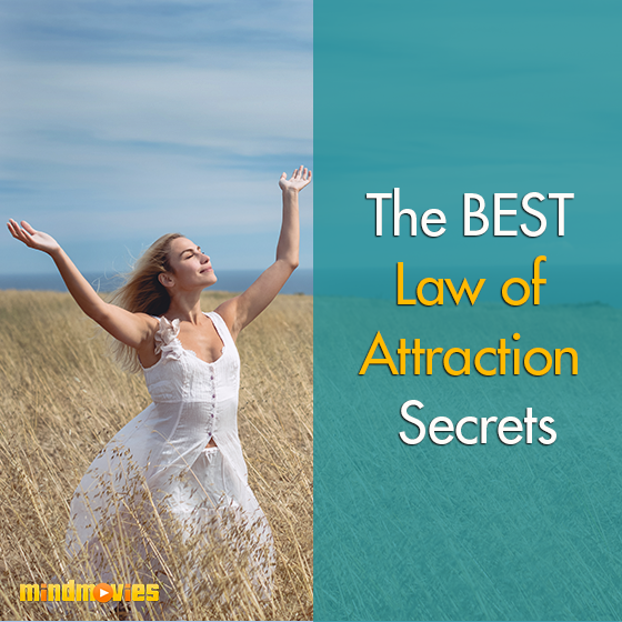 The Best Law of Attraction Secrets
