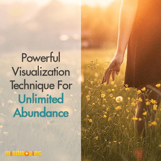 Powerful Visualization Technique For Unlimited Abundance