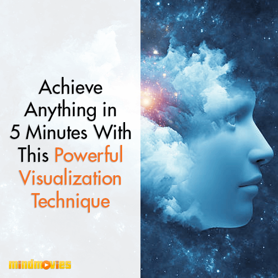Achieve Anything in 5 minutes With This Powerful Visualization Technique