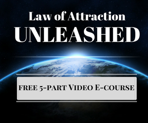Law of Attraction 5 Course Videos