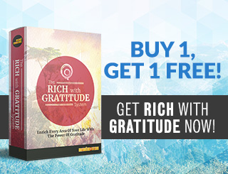 Rich with Gratitude System