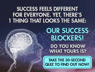 SUCCESS BLOCKERS