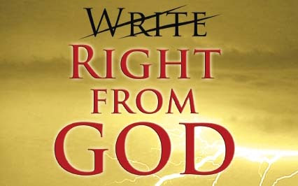 Write Right From God