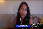 On this exceptional episode of The Inspiration Show, Natalie Ledwell speaks with self-discovery enthusiast, freedom-strategist and life coach, Vasavi Kumar. Vasavi joins Natalie to discuss how a big (and sometimes painful) change in your life can lead to your biggest transformation. Watch as Vasavi takes a fascinating deep dive into the personal and professional roles we adopt in our lives, and how those roles influence our sense of worth and value. If you're feeling lost, trapped or struggling to find your Highest Identity, Vasavi's insights could be the catalyst for your breakthrough.