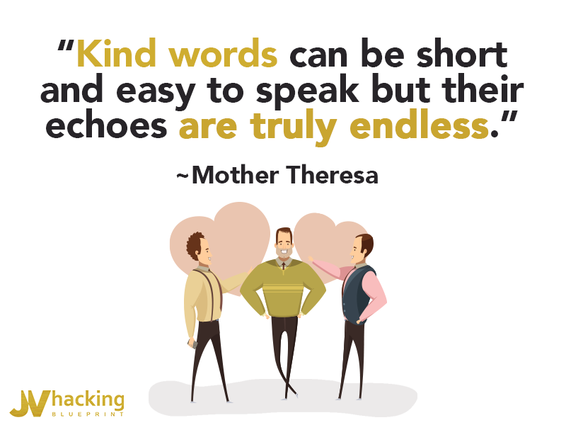 A Time For Value And Kindness