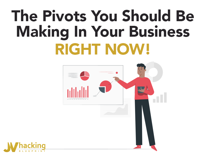 The Pivots You Should Be Making In Your Business Right NOW!
